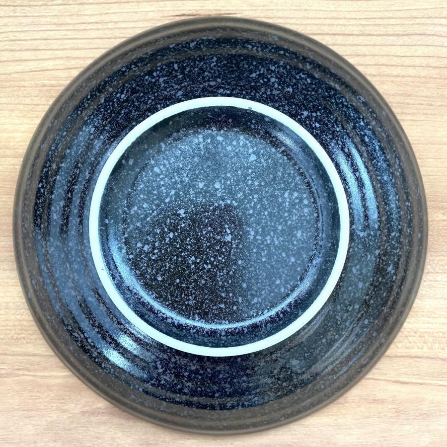 鉢 ボウル 盛鉢 おしゃれ ボール 十草 浅鉢 17cm 深皿 盛皿 お皿 食器 陶器|minopota|20