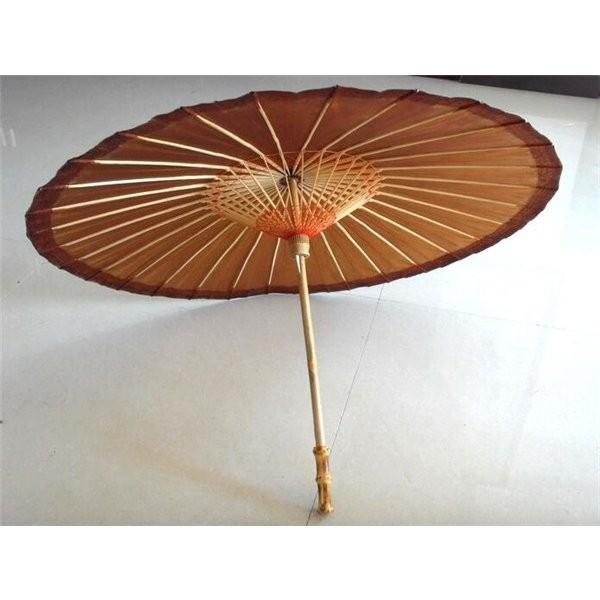 傘和傘番傘紙傘舞踊傘唐傘和装和風晴雨兼用長傘小道具 minto 05