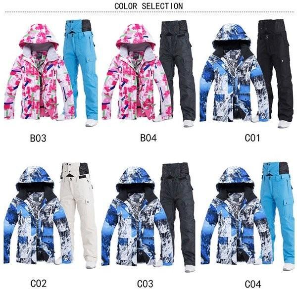 卸売可レディーススノーボードウェアジャケットスノーウェアスノボウェアスノボーウェアスノボウエアスノージャケットスキー