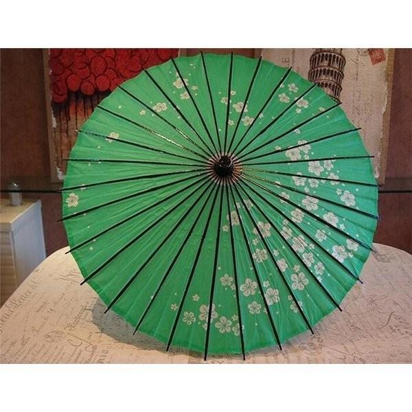 傘和傘番傘紙傘舞踊傘唐傘和装和風晴雨兼用長傘 minto
