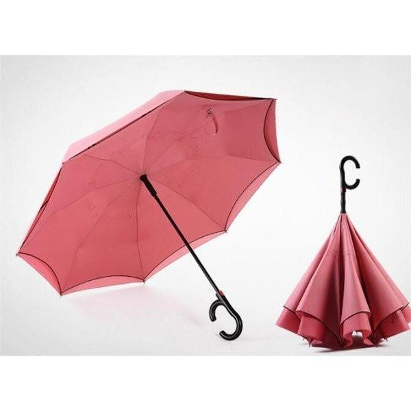 傘逆さ傘晴雨兼用UVカット遮光レディースメンズ日傘男女兼用さかさま傘逆さま傘逆向き逆さまの傘折りたたみ自動開閉おしゃれ折りたたみ傘|minto|12