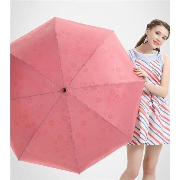 傘逆さ傘晴雨兼用UVカット遮光レディースメンズ日傘男女兼用さかさま傘逆さま傘逆向き逆さまの傘折りたたみ自動開閉おしゃれ折りたたみ傘|minto|09