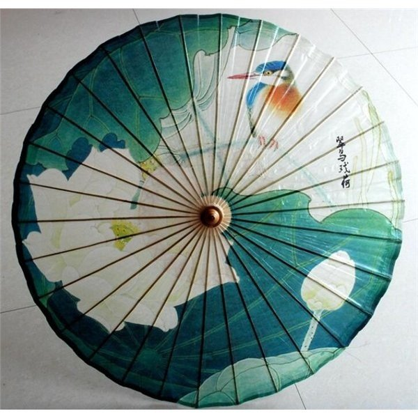 傘和傘番傘紙傘舞踊傘唐傘和装和風晴雨兼用長傘 minto 04