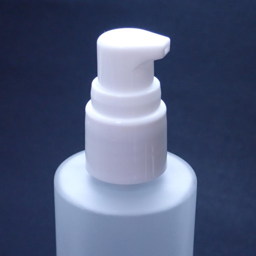コスメ容器 フロスト瓶用ポンプヘッド(スペア) miracle-box 03