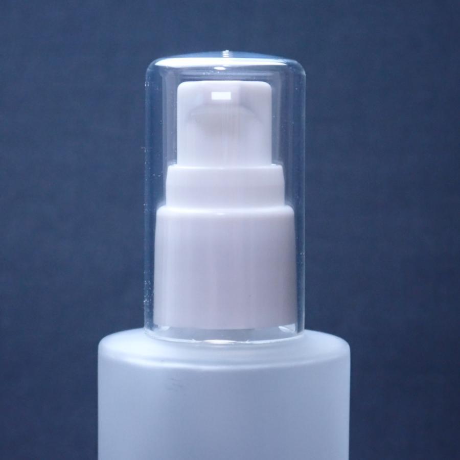 コスメ容器 フロスト瓶用ポンプヘッド(スペア) miracle-box 04