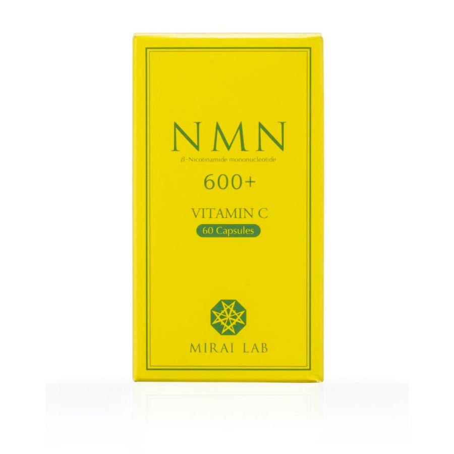 NMN + ビタミンC プラス mirai-lab 02