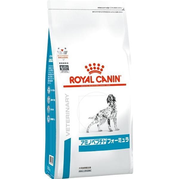 ロイヤルカナン 療法食 70%OFFアウトレット 犬用 アミノペプチド フォーミュラ 3kg ファッション通販 ドライ