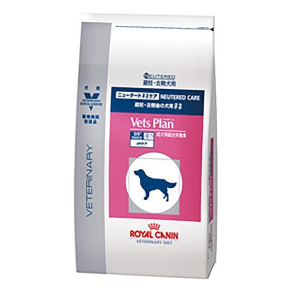 ロイヤルカナン 人気の製品 準療法食 買い物 犬用 ニュータード♀♂ケア 8kg