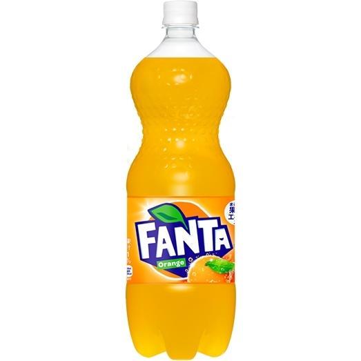 ファンタオレンジ 1.5L ペットボトル 1ケース 6本入 炭酸飲料 コカコーラ Coca Cola メーカー発送 代引OK miraishico 19