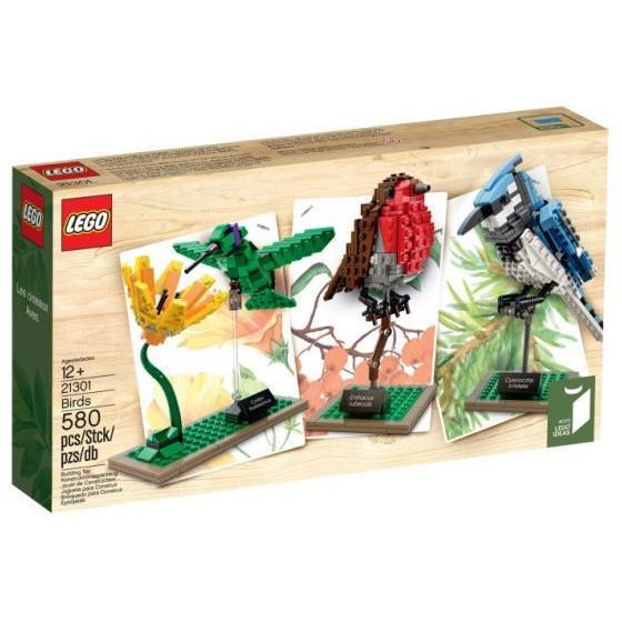 レゴ アイデア 21301 世界の鳥 #009