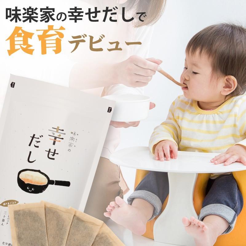 あごだし だしパック 離乳食はじめませんか? 味楽家の幸せだし 30袋入 離乳食 無添加 地産地消 mirakuya-net