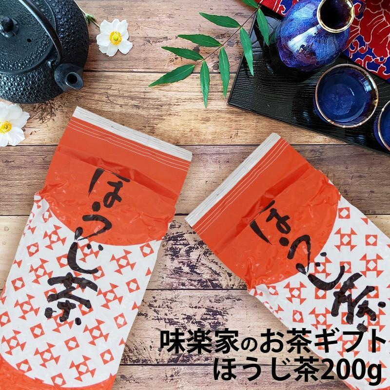 味楽家 ほうじ茶 200g mirakuya-net