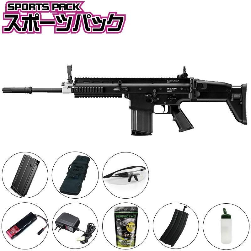 【東京マルイ】次世代 SCAR-H BK スポーツパック
