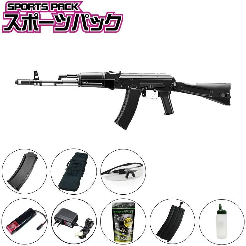 【東京マルイ】次世代 AK74MN スポーツパック