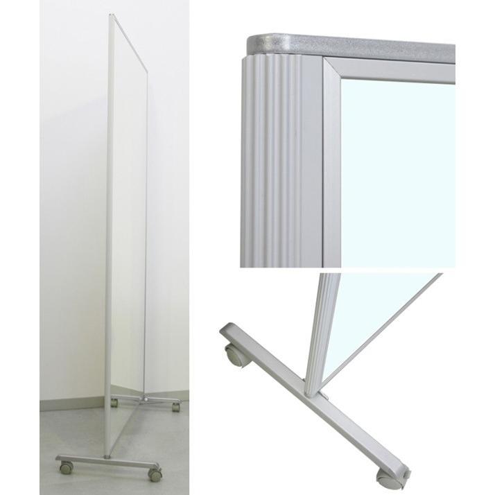 鏡 全身 スタンドミラー 全身鏡 大型ミラー ダンスミラー 姿見 キャスター付き 幅120 高さ180|mirror-eames|02