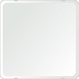 洗面鏡 浴室鏡 トイレ鏡 化粧鏡 日本製 角丸四角形 角丸四角形 500mmx500mm クリアーミラー 30Rデラックスカット 国産 フレームレスミラー