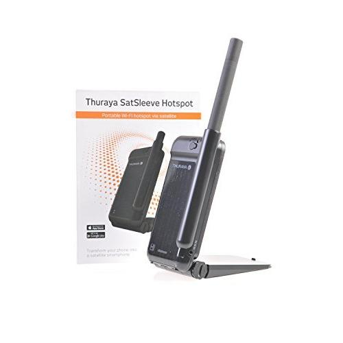 Thuraya(スラーヤ)SatSleeve Wi-Fiホットスポット iPhone/Android(スマートフォン)用(並行輸入品)