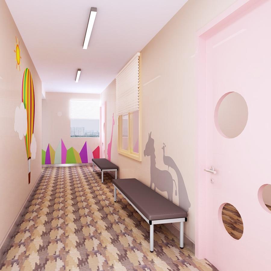 長椅子 ベンチ ロビーチェアー 幅180cm 平型 待合室 ブラウン|misae|03