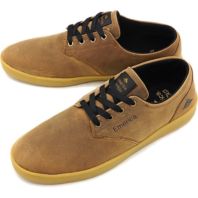 Emerica Mens The Romero Laced Skate Shoe