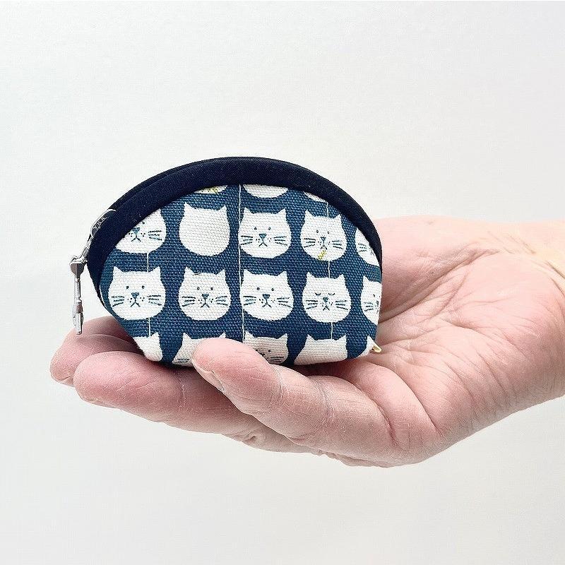 大森さんの猫の小銭入れ mishinkoubou 05