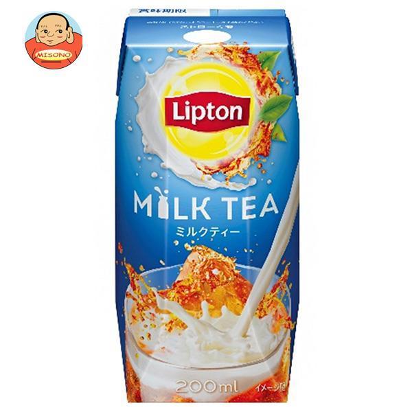 ミルク ティー リプトン