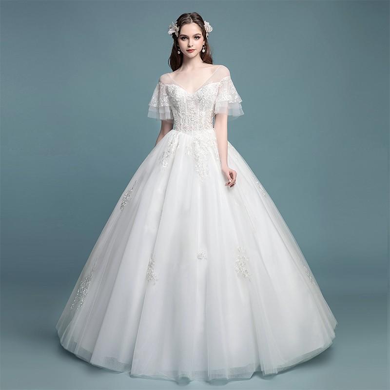 9d796ff26 ウエディングドレス マタニティドレス 結婚式 ウェディングドレス 安い エンパイア お呼ばれ 二次会 ロングドレス ブライダル 花嫁 ...
