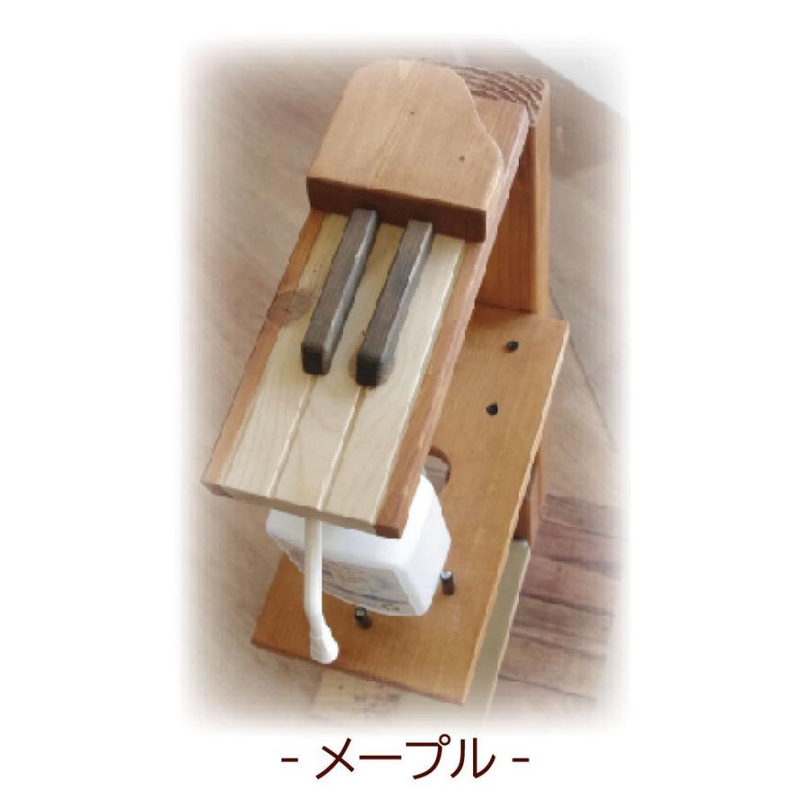 消毒スタンド 子供用 73cm ピアノ型 可愛い 富士川楽座限定 足踏み式 ポンプ付き miti-fujikawarakuza 07
