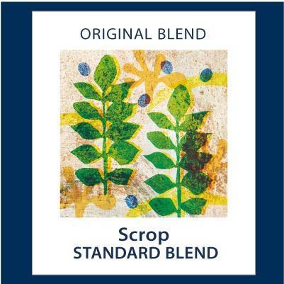 Scrop コーヒー豆 スペシャルティコーヒー STANDARD Blend スタンダードブレンド 容量200g 自家焙煎 朝におすすめ 挽きたて 高品質|mitsuboshi|02