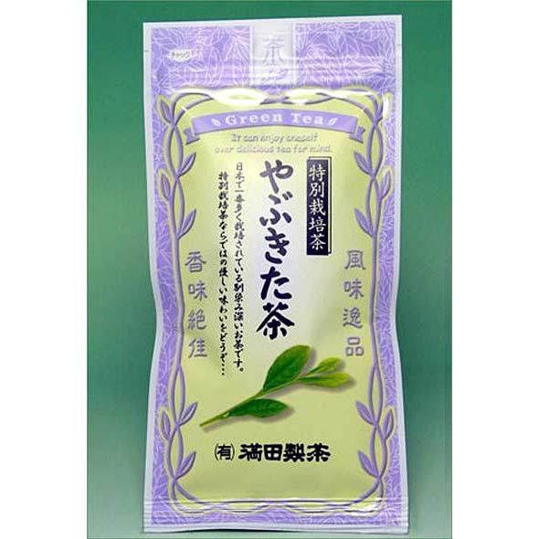 特別栽培茶「やぶきた茶」 80g mitsuda-seicha