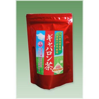 無農薬栽培 ギャバロン茶 三角ティーパック 60g(3g×20p) |mitsuda-seicha