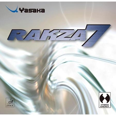 ヤサカ YASAKA ラクザ7 卓球ラバー B-76