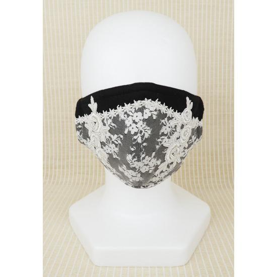 Perimurmur(ピアリマーマ)/マスク/黒xベージュ/KN7817|mitsuki-web|04