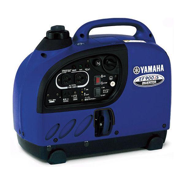 インバーター発電機 (900VA) EF9HiS 0.9KVA ヤマハ (在庫限り!) 【EF900iS】 充電コード付