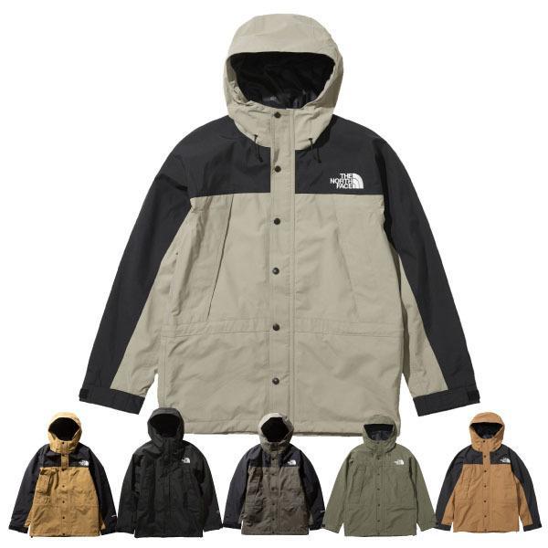 ノースフェイス マウンテンライトジャケット メンズ NP11834 Mountain Light Jacket Mens 秋冬 アウトドア ウェア 防水 レインウエア