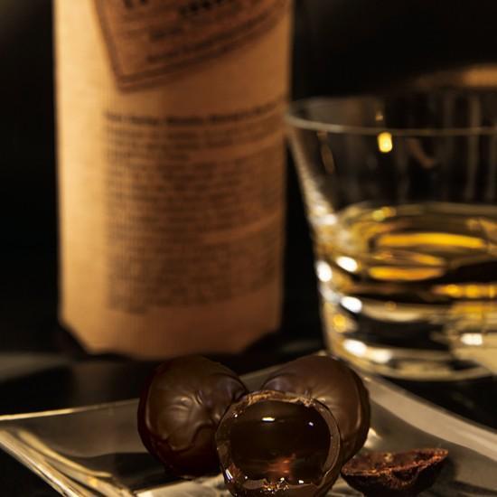 ホワイトデー  高級 焼酎 ボンボン ショコラ 百年の孤独 チョコレート ぼんぼん ギフト mituwa 03