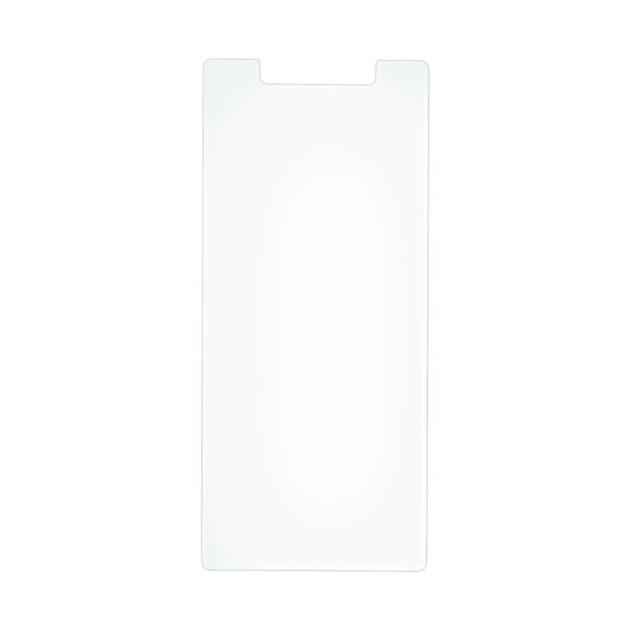 シンプルスマホ5 強化ガラス保護フィルム 旭硝子製ガラス素材 0.33mm 9H ラウンドエッジ 2.5D A001SH miwacases 02