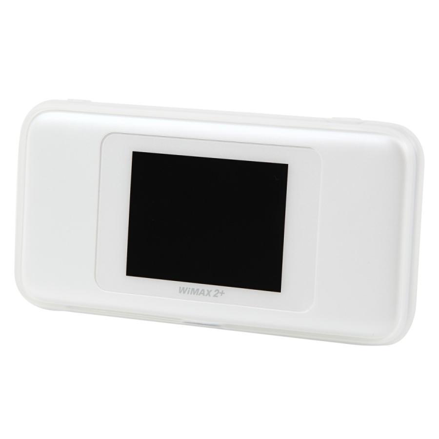 Speed Wi-Fi NEXT W06 ケース カバー ソフト 背面 全店販売中 即納最大半額 シェルジャケット TPU 軽量