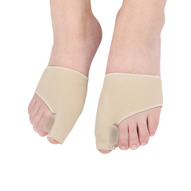 外反母趾 矯正 サポーター ゆがみ シリコン 左右セット 種子骨 保護 サポーター 足裏 パッド クッション miwoli-y 12