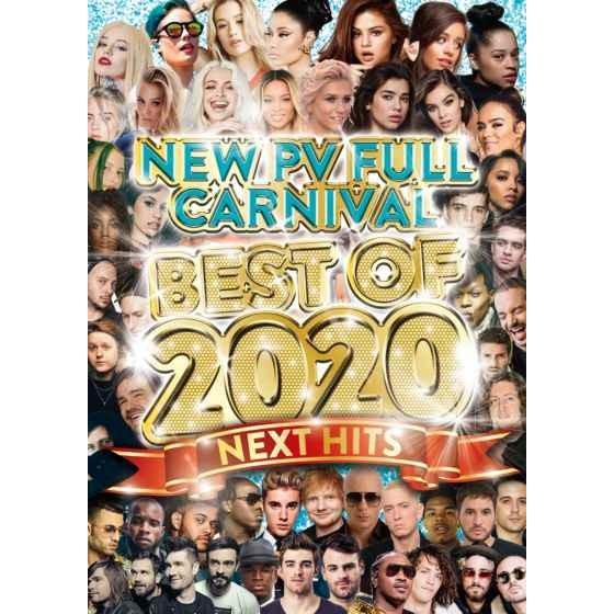 洋楽DVD 2020 フルムービー集 最強の選曲 アウトレットセール 特集 MixDVD New 新生活 PV Full Carnival Hits- Of 6 Next -Best 12 M便 V.A