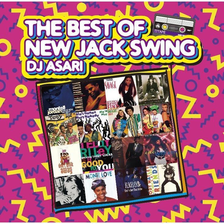 大人気 ワンコイン 洋楽CD MixCD Epix 19 -The Best Of DJ 2 公式通販 Asari Newjack 12 Swing- M便