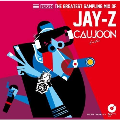 ワンコイン DJ Caujoon ジェイZ Jay-Z サンプリングソース ネタ物 超激安 割引 洋楽CD MixCD Epix Mix 36 Jay-Z- 2 Of 12 Sampling M便 -The Greatetst