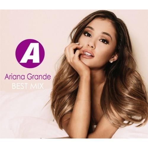 アリアナグランデ 人気曲 2枚組 洋楽CD MixCD Ariana Grande Best Mix -2CD-R- / V.A[M便 2/12]|mixcd24