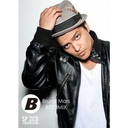 ブルーノマーズ ベスト DJミックス  洋楽CD MixCD 洋楽DVD Bruno Mars Best Mix (2CD-R+特典DVD-R) / V.A[M便 6/12]|mixcd24