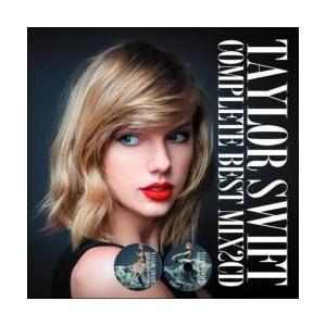 【再再再入荷!】テイラー・スウィフト【MIX CD】Taylor Swift Complete Best Mix -2CD-R- / Tape Worm Project[M便 2/12]|mixcd24