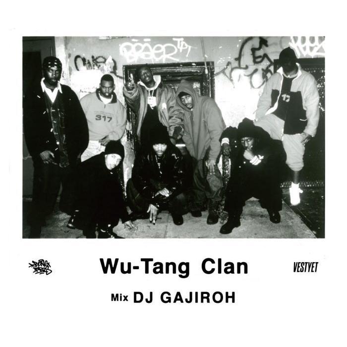 ヒップホップ ウータン DJミックス 洋楽CD MixCD Wu-Tang Clan / DJ Gajiroh (Bong Bros)[M便 1/12] mixcd24