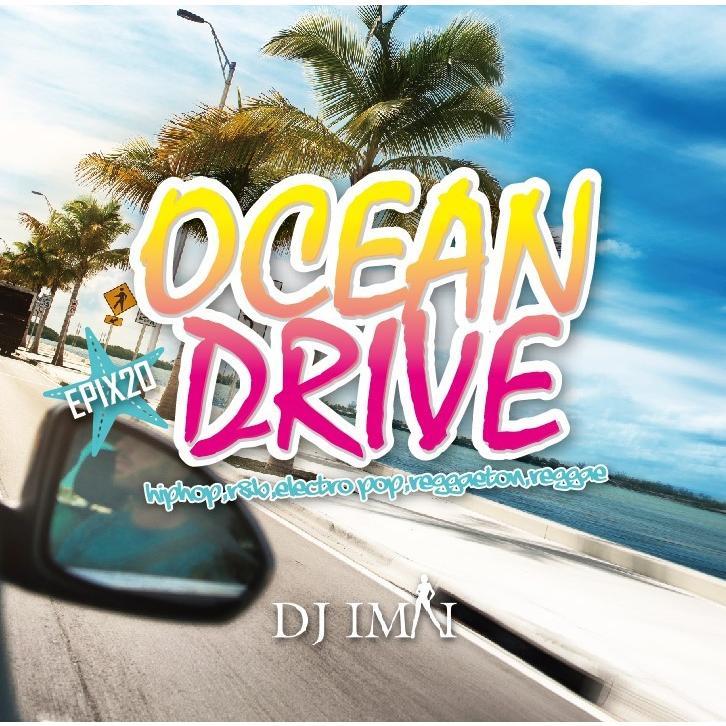 【ワンコイン】【洋楽CD・MixCD】Epix 20 -Ocean Drive- / DJ Imai[M便 2/12]