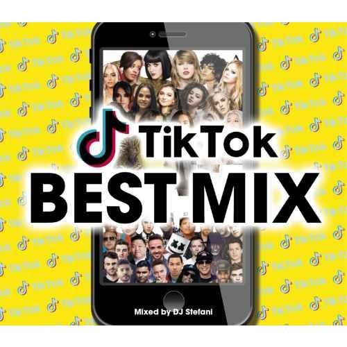 【洋楽CD・MixCD】Tik Tok Best Mix / DJ Stefani[M便 2/12] mixcd24
