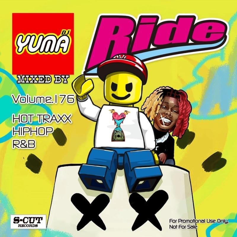 ヒップホップ R&B DJユーマ 2021 4月発売 新譜 洋楽CD MixCD Ride Vol.176 / DJ Yuma[M便 2/12] mixcd24
