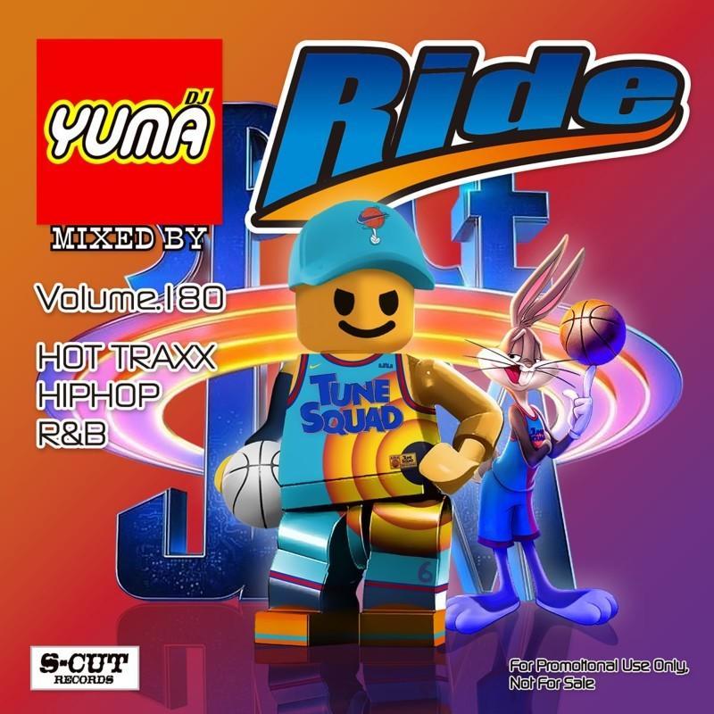 ヒップホップ Ramp;B 新譜 2021 8月発売 ポストマローン 洋楽CD MixCD Ride Vol.180 / DJ Yuma[M便 2/12]