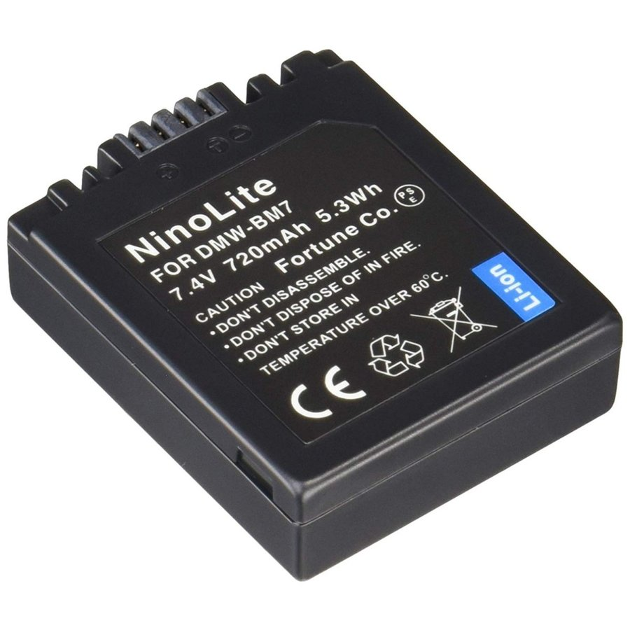 TKG』 パナソニックDMW-BM7互換バッテリーDMC-FZ1/DMC-FZ20等対応|mixy4|02